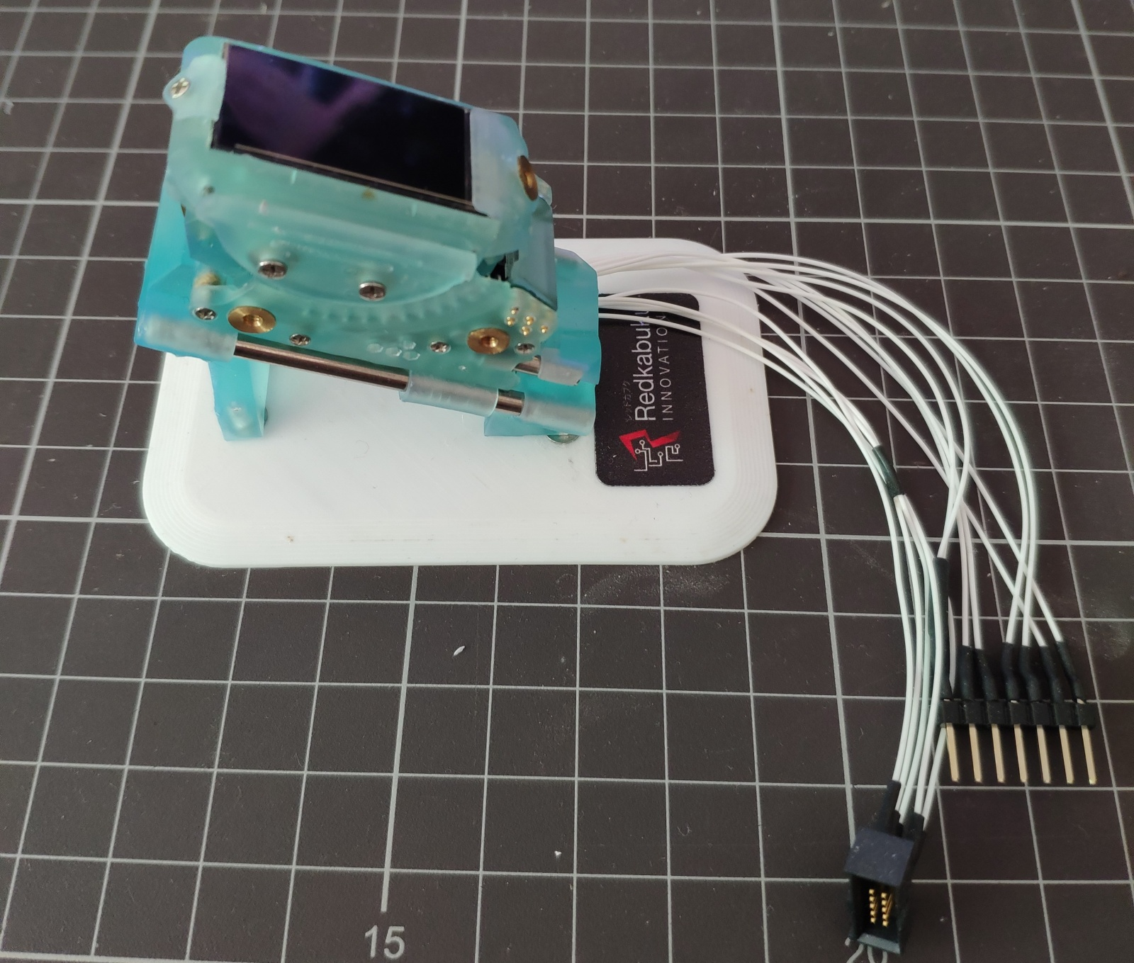 RX-Modulus: полностью модульная компьютерная мышь - 21