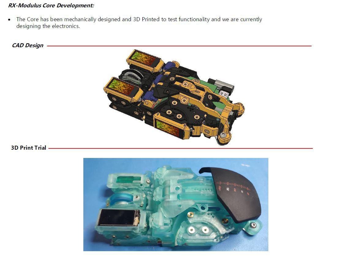 RX-Modulus: полностью модульная компьютерная мышь - 1