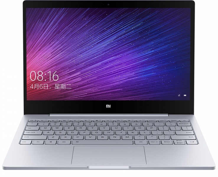 Xiaomi упрощает ноутбуки