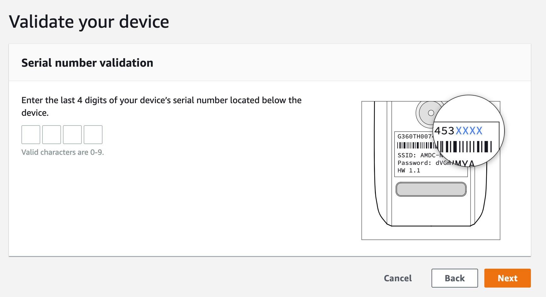 Камера Amazon DeepLens с глубоким обучением. Распаковка, подключение и развертывание проекта - 19