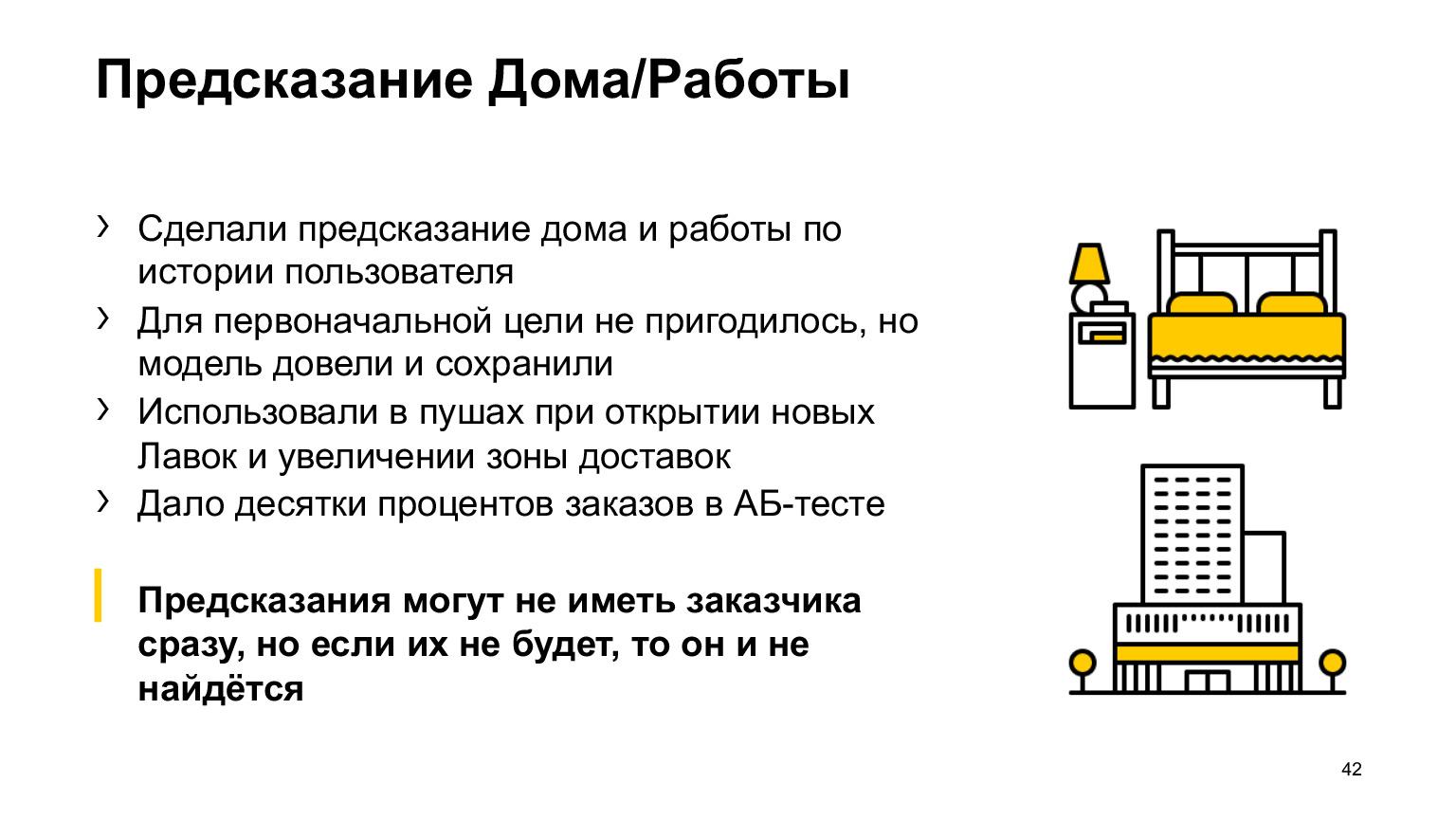 Как коронавирус повлиял на ML-проекты Такси, Еды и Лавки. Доклад Яндекса - 15