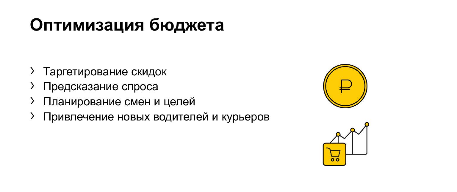 Как коронавирус повлиял на ML-проекты Такси, Еды и Лавки. Доклад Яндекса - 3