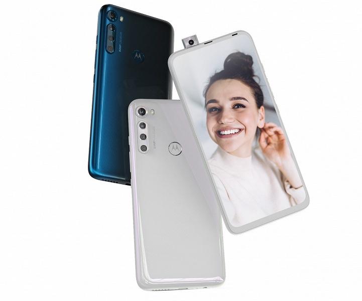 Американский бренд, экран без вырезов и большой аккумулятор. Представлен Motorola One Fusion+
