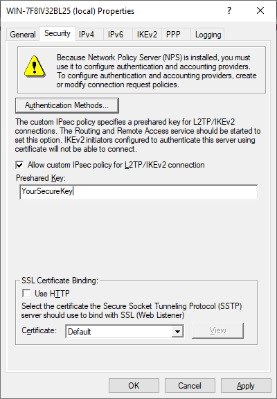 Гайд: Свой собственный L2TP VPN - 9