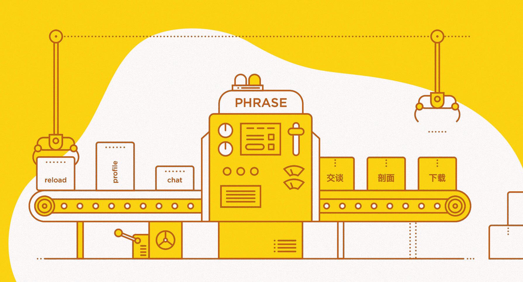 Phrase.com или как мы автоматизировали флоу локализации - 1