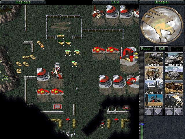 Опубликован исходный код Command & Conquer: смотрим, что внутри - 1