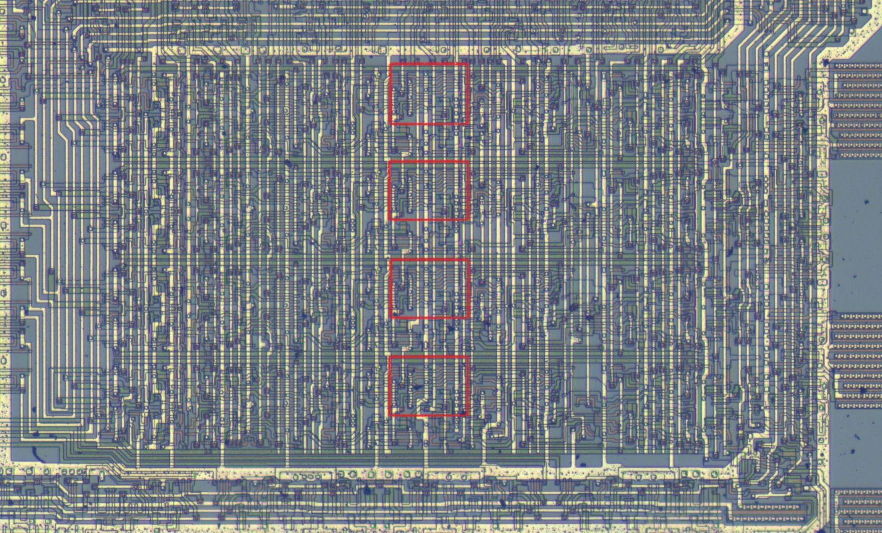 Реверс-инжиниринг микросхем по фото - 13