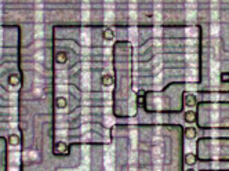 Реверс-инжиниринг микросхем по фото - 1