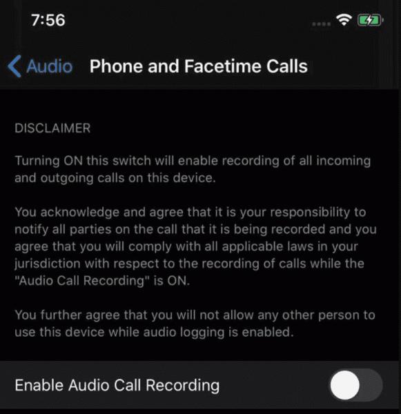 В iOS 14 может появиться функция записи звонков. Причём даже в FaceTime