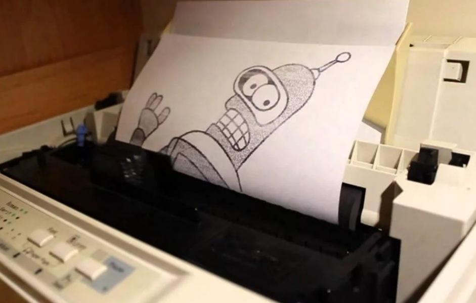 Добро пожаловать обратно в «Матрицу». Какими бывают матричные принтеры и кто их до сих пор использует - 10