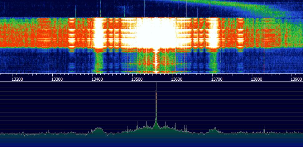 Принимаем и анализируем радиосигнал платежного терминала с помощью SDR - 2