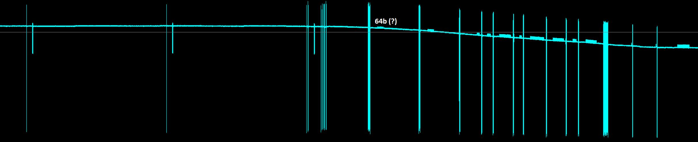 Принимаем и анализируем радиосигнал платежного терминала с помощью SDR - 5