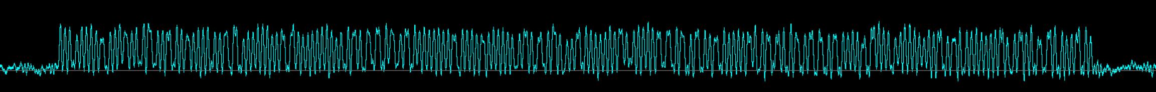 Принимаем и анализируем радиосигнал платежного терминала с помощью SDR - 6