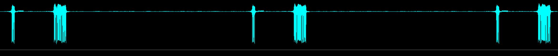 Принимаем и анализируем радиосигнал платежного терминала с помощью SDR - 7