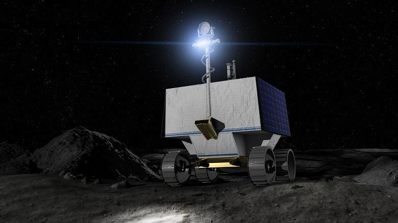В NASA определились, кто доставит на Луну аппарат VIPER