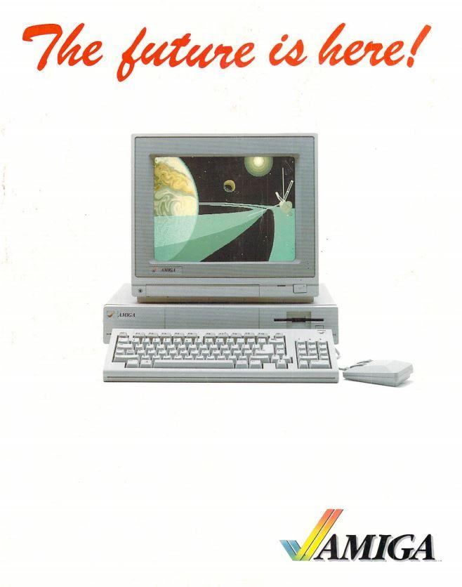 Войны 68000, часть 3: мы сделали компьютер Amiga, а они его испоганили - 1