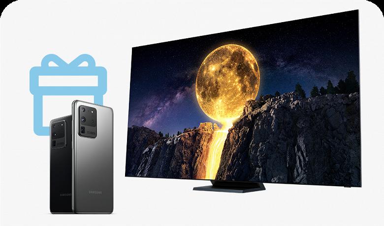 Samsung уронила цены на умные телевизоры, смартфоны и бытовую технику в России