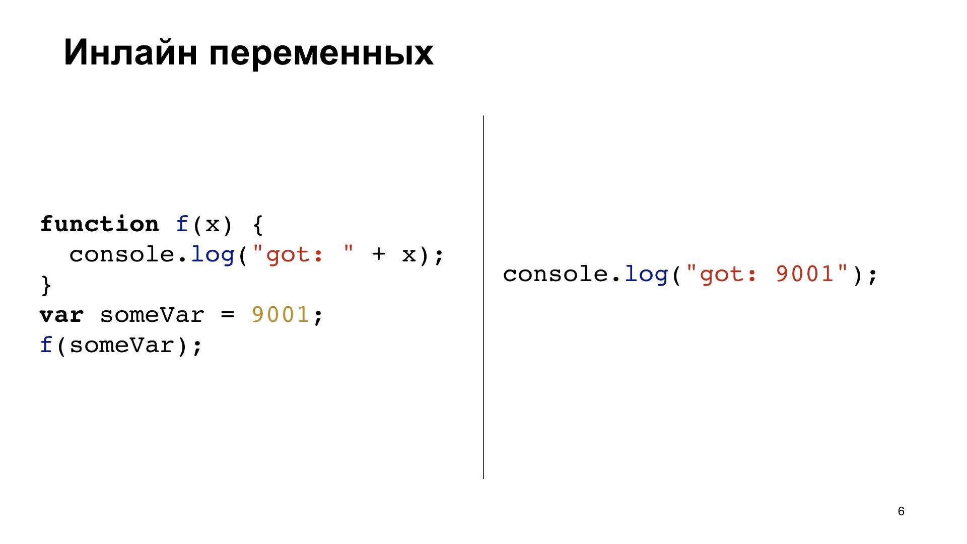 Минифицируем приватные поля в TypeScript. Доклад Яндекса - 6