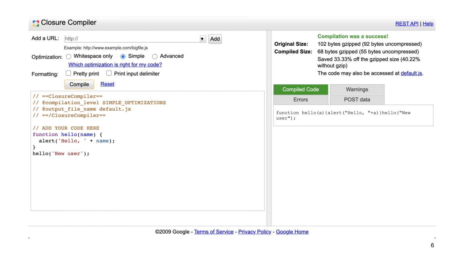 Минифицируем приватные поля в TypeScript. Доклад Яндекса - 1