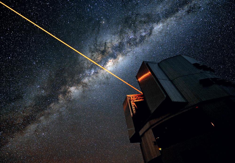 Сквозь тернии к звездам: делаем устройство для наведения лазерной указки на любой небесный объект - 1