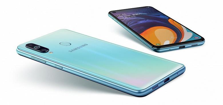 Держитесь, фанаты экранов Samsung. Galaxy M41 станет первой моделью компании с дисплеем OLED стороннего производителя