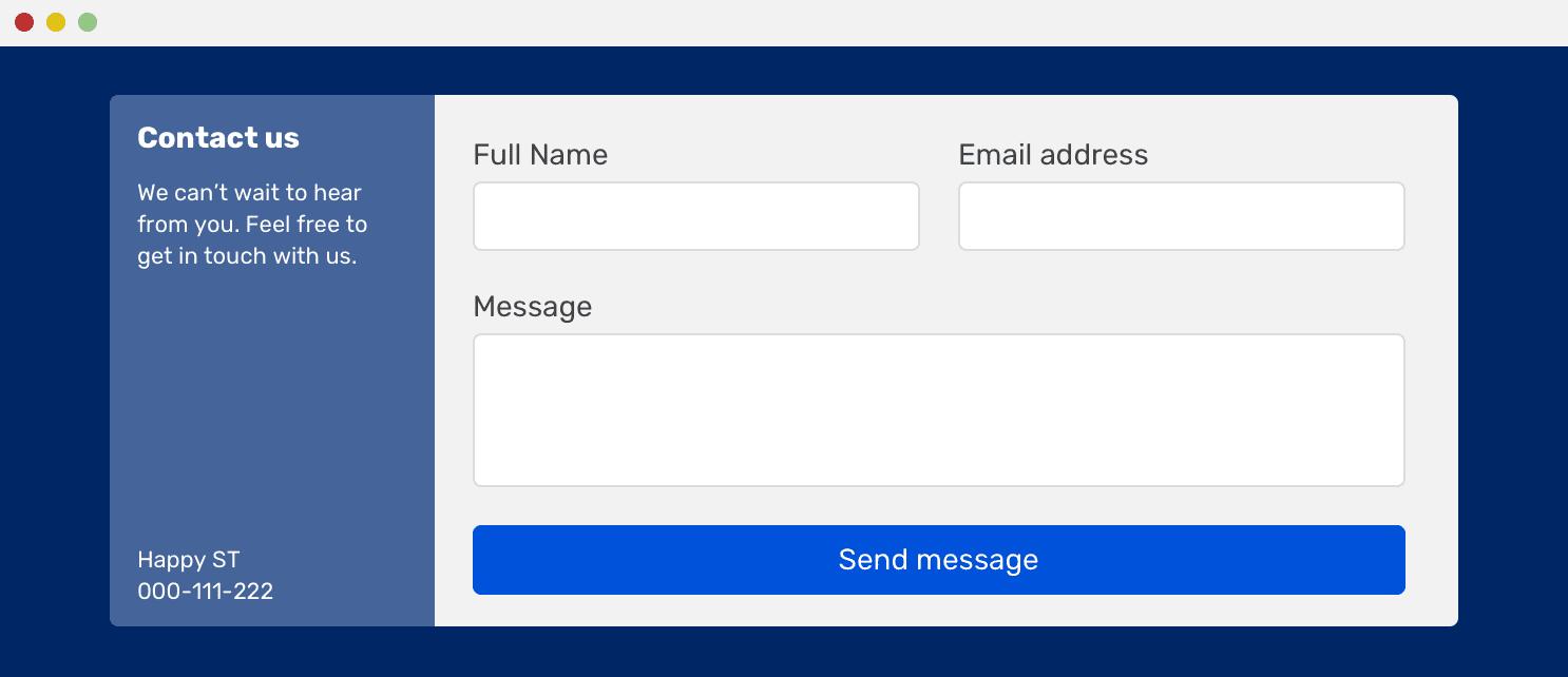 Использование Grid для макетов страниц, а Flexbox — для макетов компонентов - 8