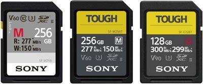 Некоторые карты SD производства Sony могут повреждать видео