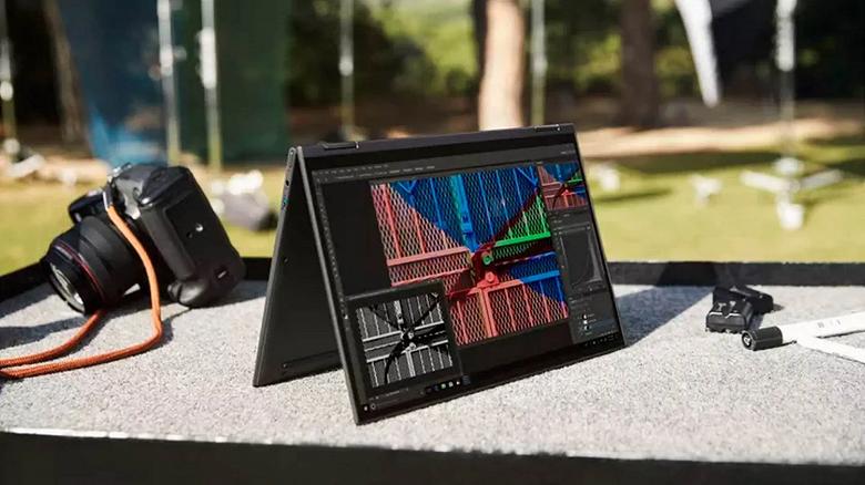 Ноутбук Lenovo Flex 5G обеспечивает более 2000 Мбит/с в сетях 5G и работает 25 часов без подзарядки