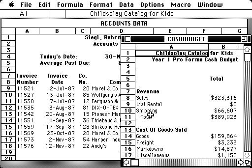 Ода Excel: 34 года волшебства - 5