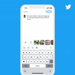 В Twitter теперь можно оставлять голосовые твитты. Но пользователей Android оставили за бортом
