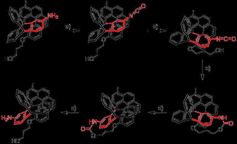Карусель из 16 атомов: самый маленький молекулярный ротор в мире - 3
