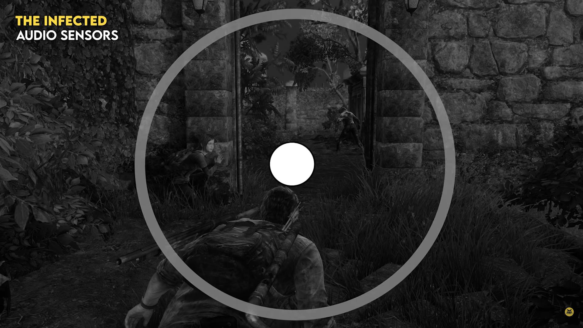 Охотники, щелкуны и Элли: как устроен игровой искусственный интеллект в The Last of Us - 11