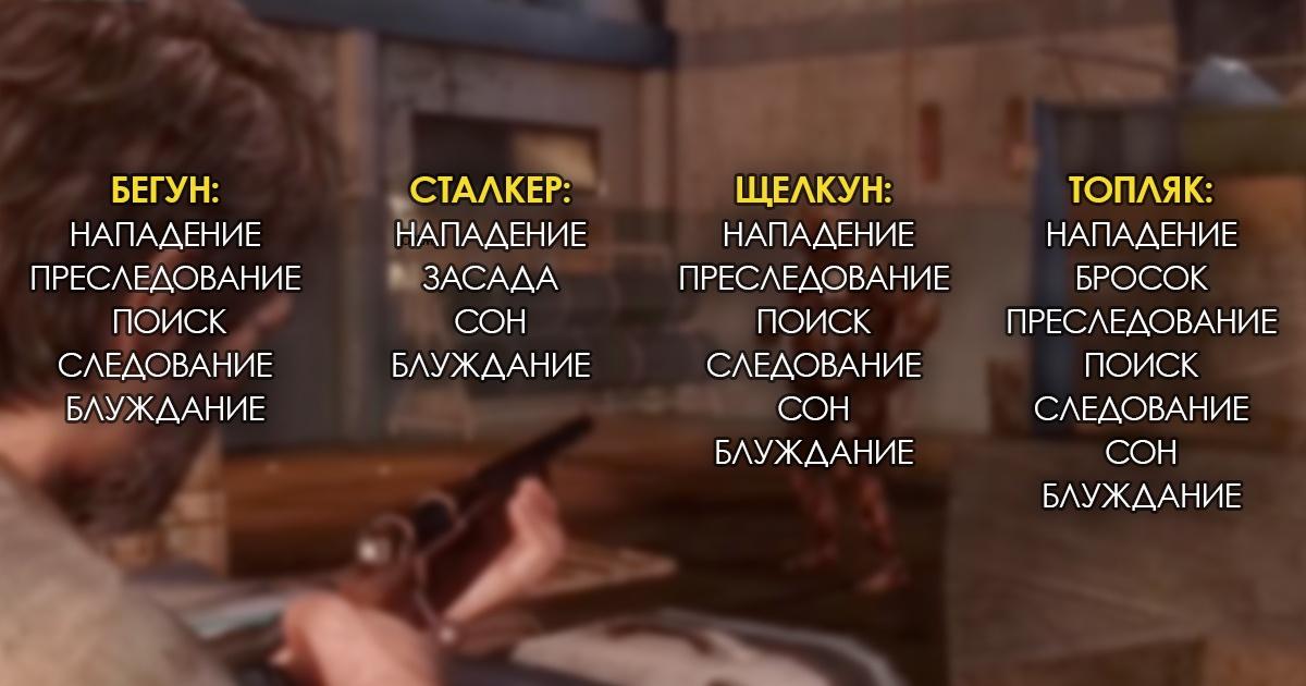 Охотники, щелкуны и Элли: как устроен игровой искусственный интеллект в The Last of Us - 12
