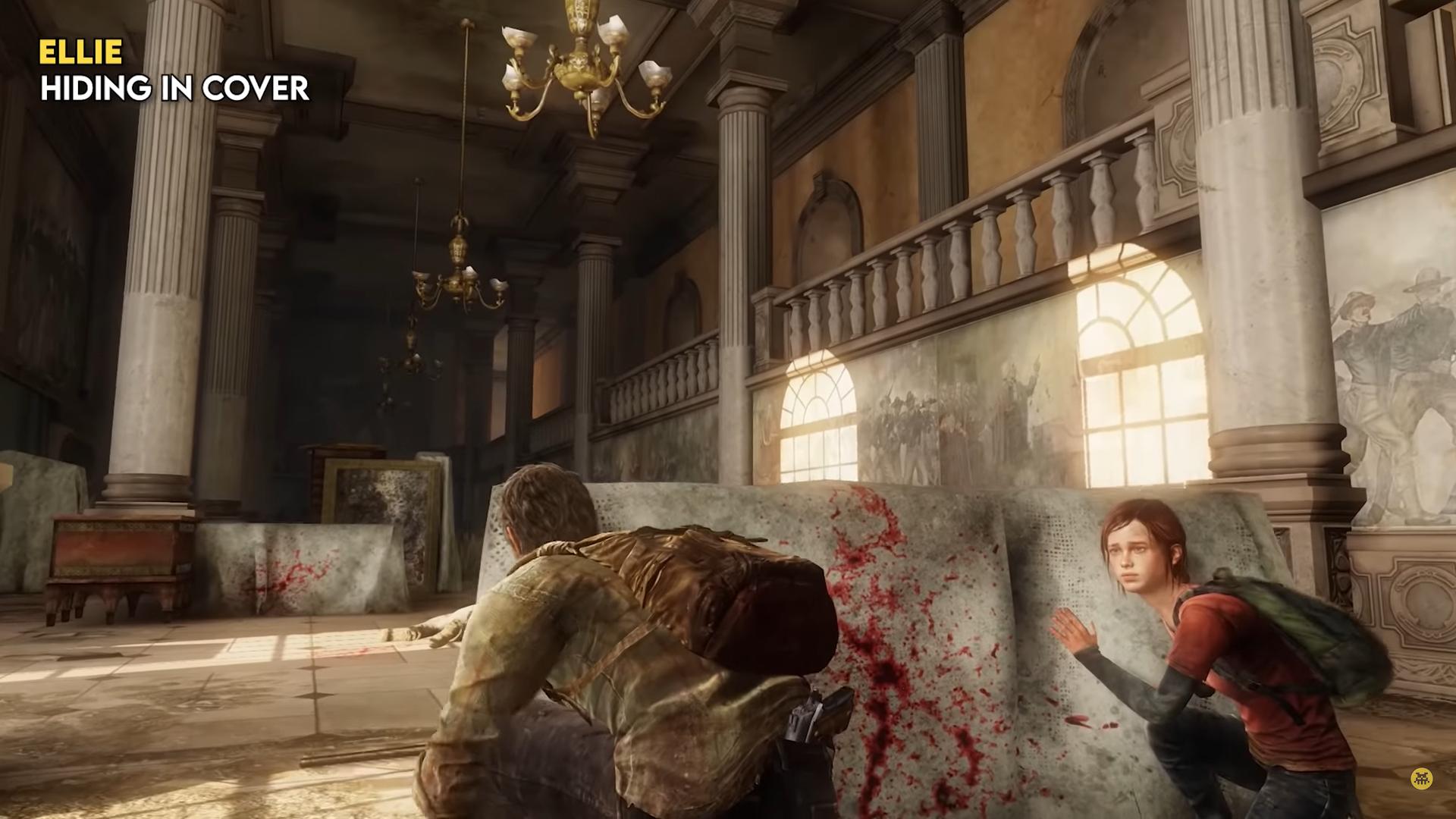 Охотники, щелкуны и Элли: как устроен игровой искусственный интеллект в The Last of Us - 16