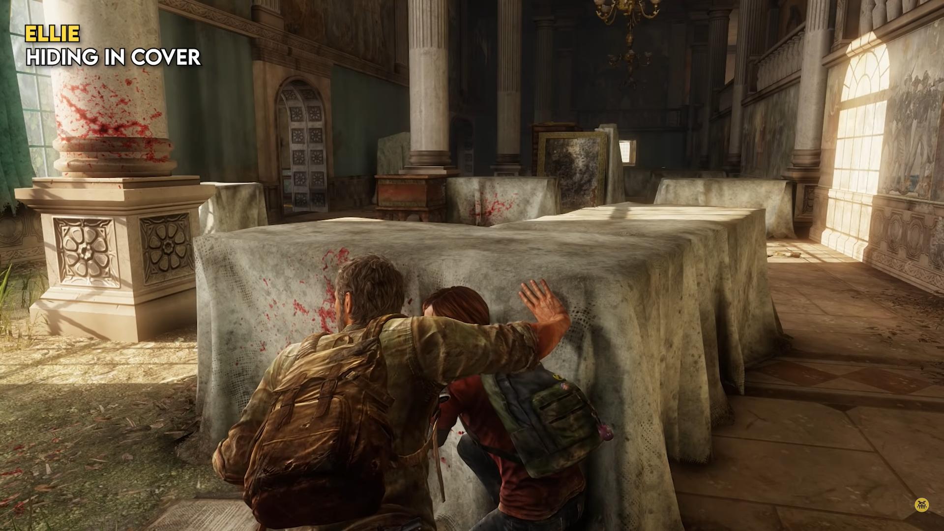 Охотники, щелкуны и Элли: как устроен игровой искусственный интеллект в The Last of Us - 17