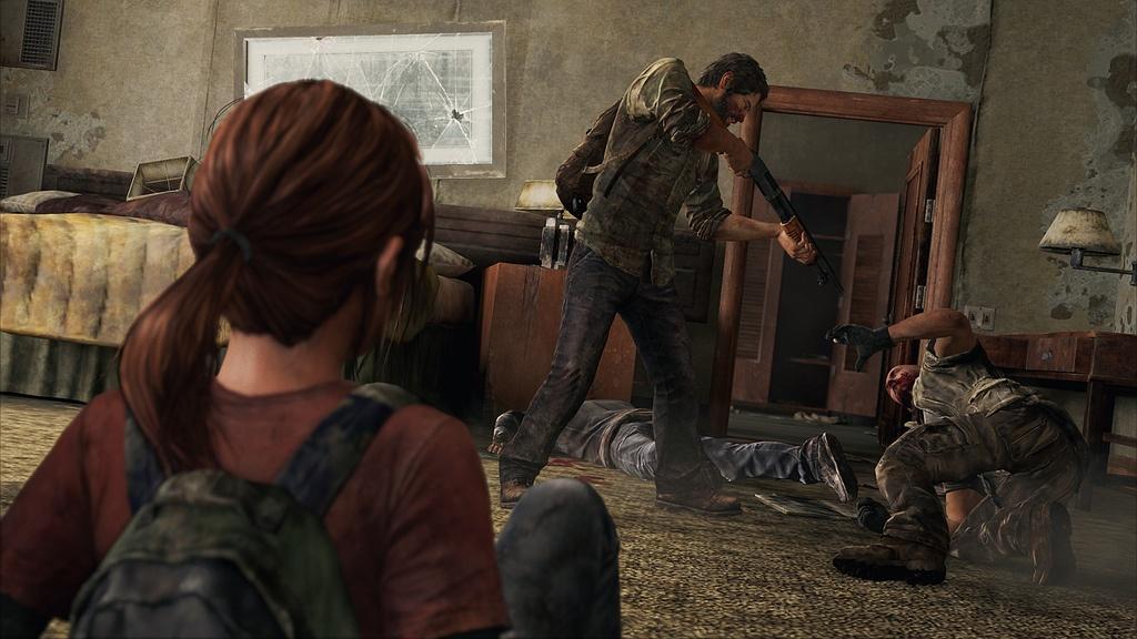 Охотники, щелкуны и Элли: как устроен игровой искусственный интеллект в The Last of Us - 1