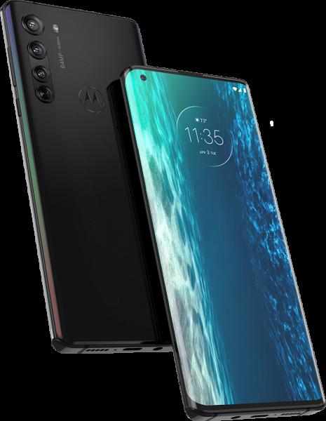 90-герцевый экран, платформа Qualcomm 5G и американский бренд. Стали известны параметры Motorola Edge Lite