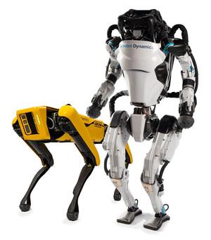 Boston Dynamics: магия или имитация? - 1