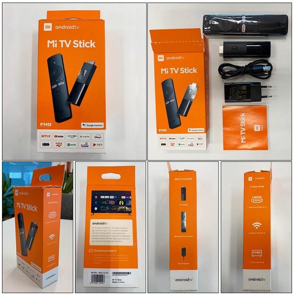 Xiaomi готовит две версии телевизионной приставки Mi TV Stick с Android TV 9.0