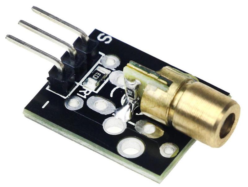 Первая попытка собрать лазерный проектор из жестких дисков - 7