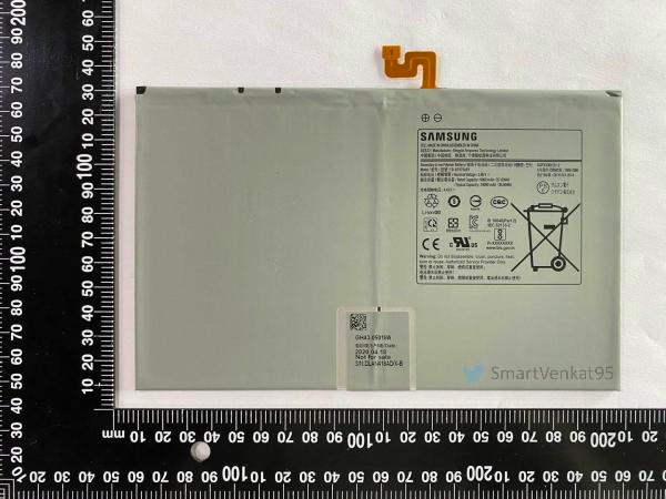 Подтверждено: новый флагманский планшет Samsung получит огромный аккумулятор