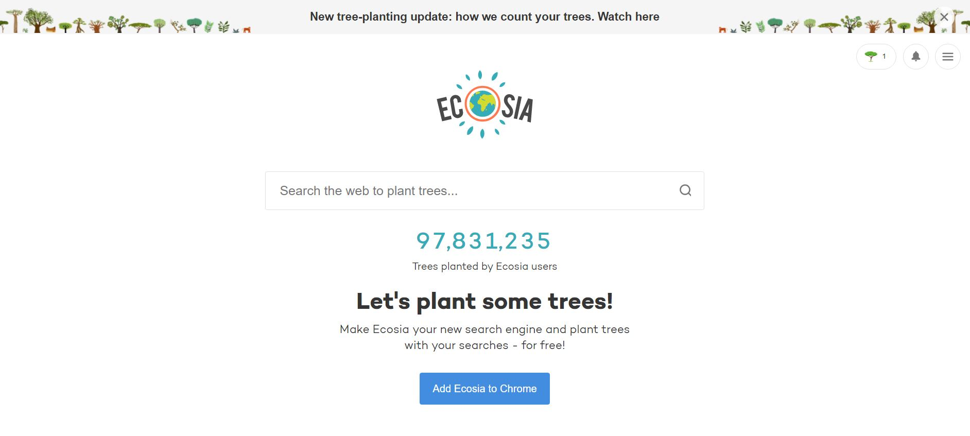 Прощай, Google! 15 Альтернативных поисковиков, которые не шпионят, а сажают деревья и раздают воду - 12
