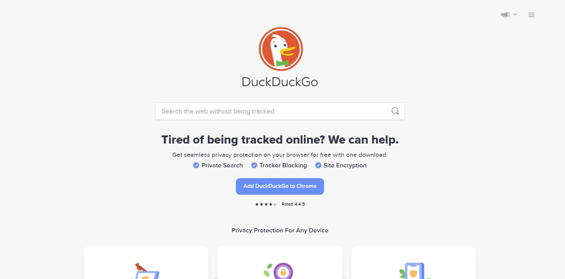 Прощай, Google! 15 Альтернативных поисковиков, которые не шпионят, а сажают деревья и раздают воду - 4
