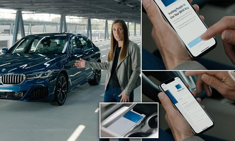 Открой и заведи свою машину при помощи iPhone. Apple представила Digital Car Keys