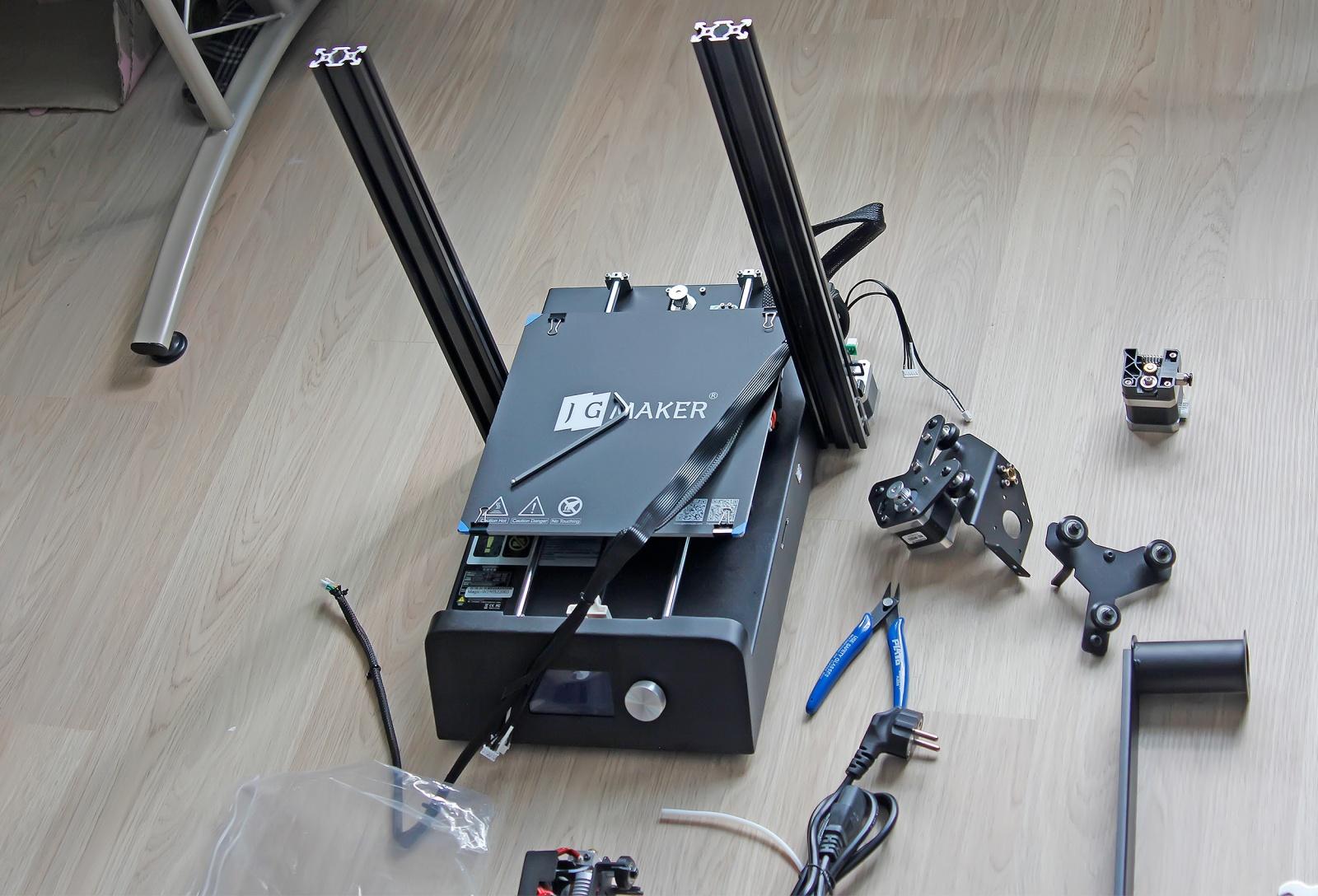 JG Maker — достойная альтернатива недорогим 3D-принтерам для начинающих - 22