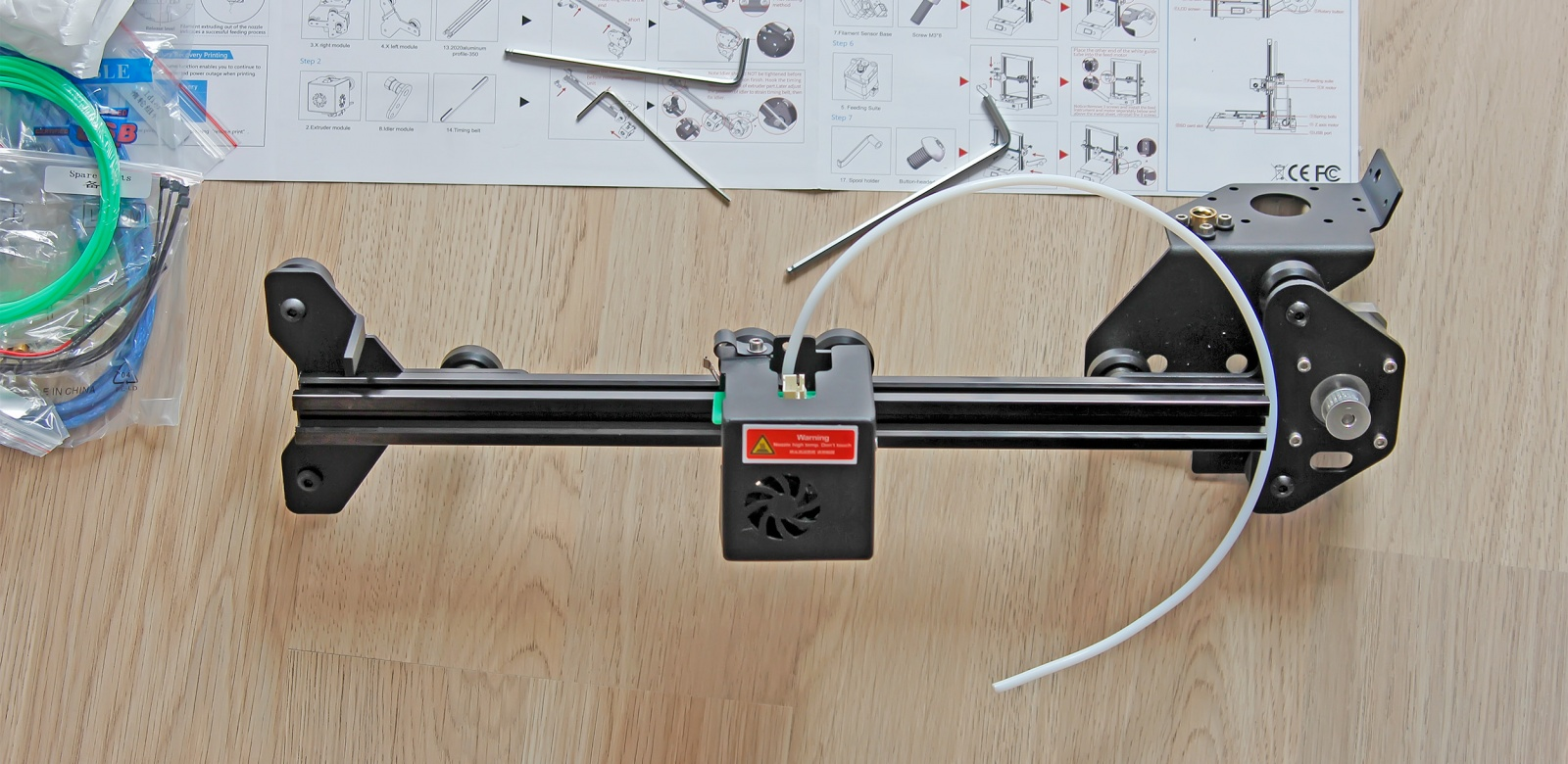 JG Maker — достойная альтернатива недорогим 3D-принтерам для начинающих - 25