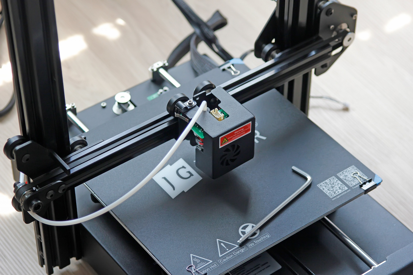 JG Maker — достойная альтернатива недорогим 3D-принтерам для начинающих - 29