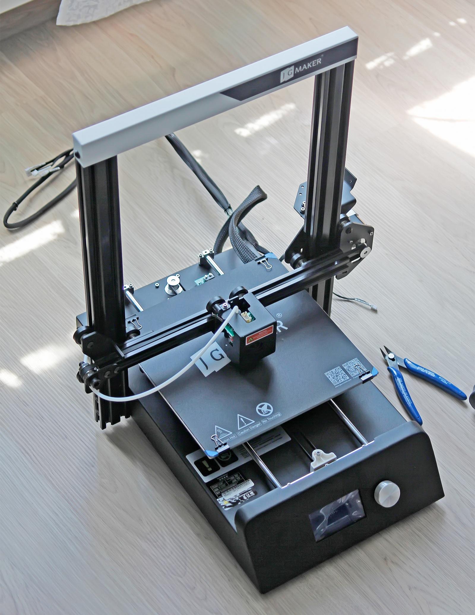 JG Maker — достойная альтернатива недорогим 3D-принтерам для начинающих - 32