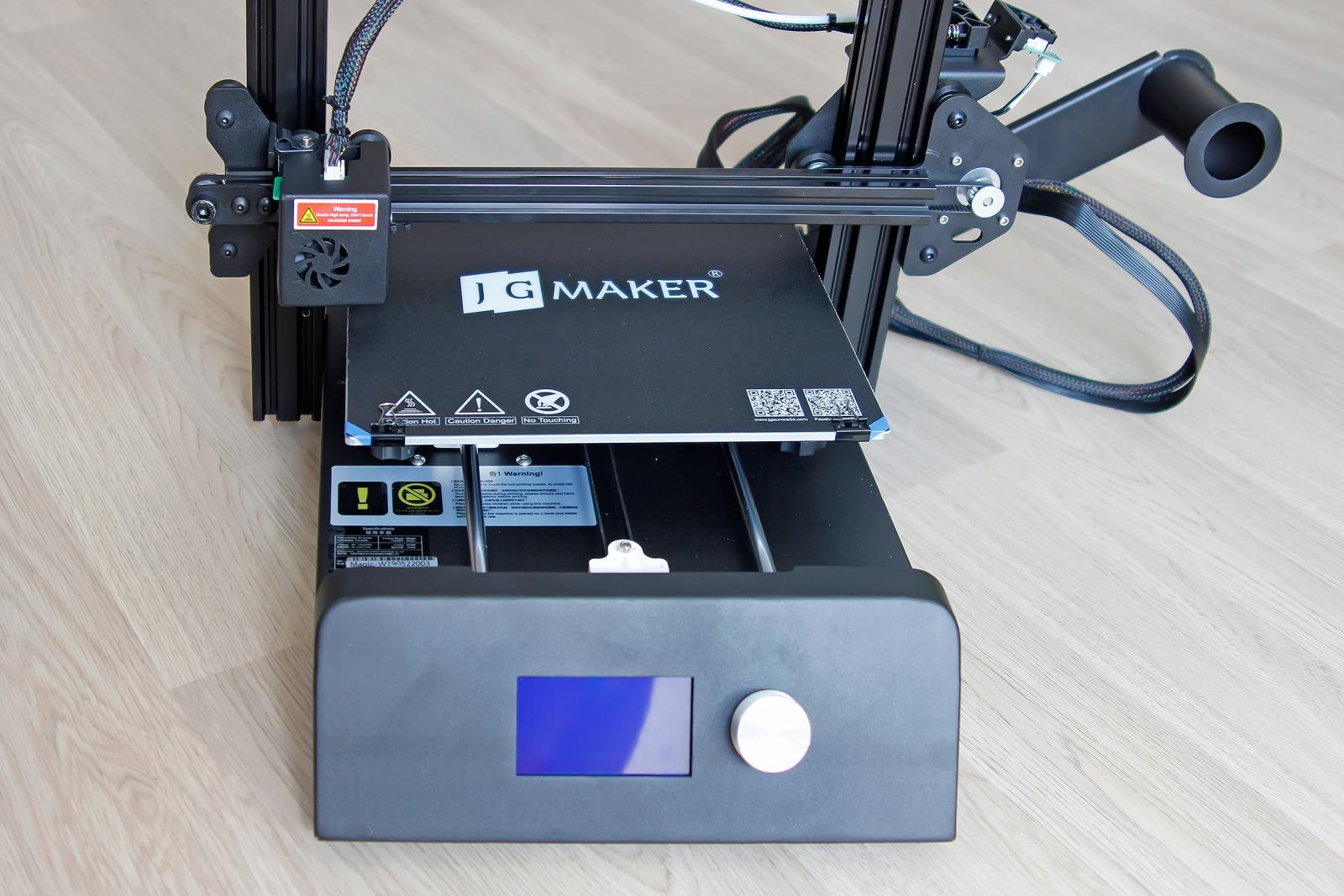 JG Maker — достойная альтернатива недорогим 3D-принтерам для начинающих - 38