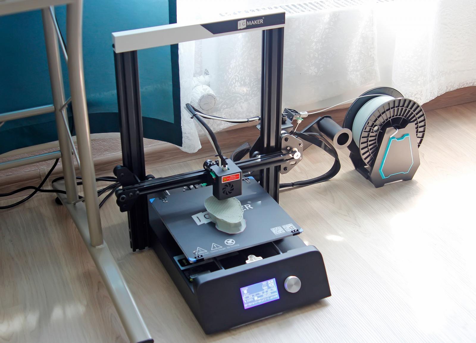 JG Maker — достойная альтернатива недорогим 3D-принтерам для начинающих - 40
